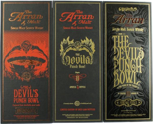 Arran The Devil's Punch Bowl Set Chapter 1-3