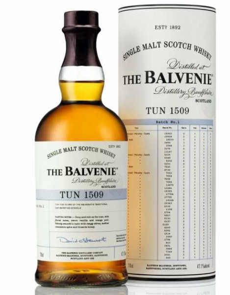 Balvenie Tun 1509 Batch No.3
