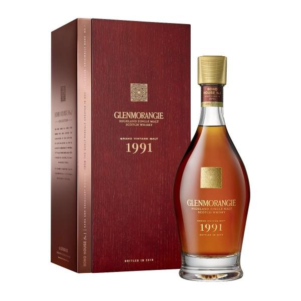 Glenmorangie 26 Jahre Grand Vintage 1991/2018
