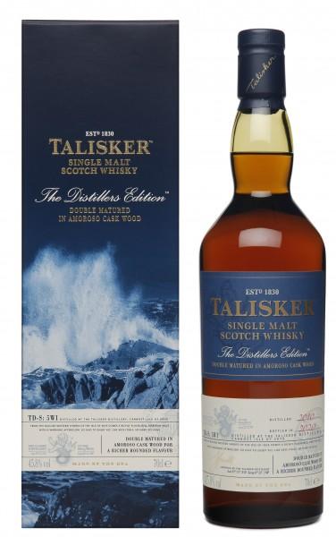 Talisker Distillers Edition 2010/2020