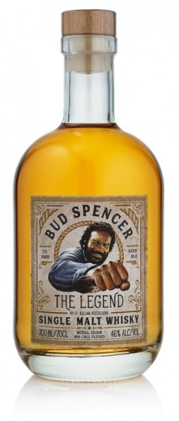 Bud Spencer The Legend Single Malt
