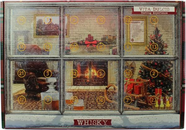 whisky adventskalender 2018 44 46 24x20ml. Black Bedroom Furniture Sets. Home Design Ideas