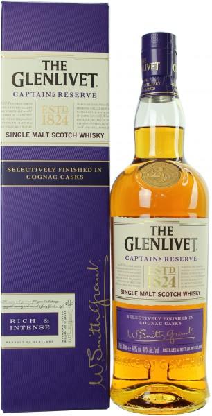 Glenlivet Captains Reserve 40.0% 0,7l