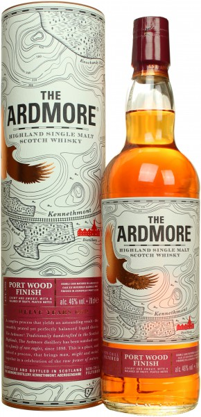Ardmore Port Wood Finish 12 Jahre