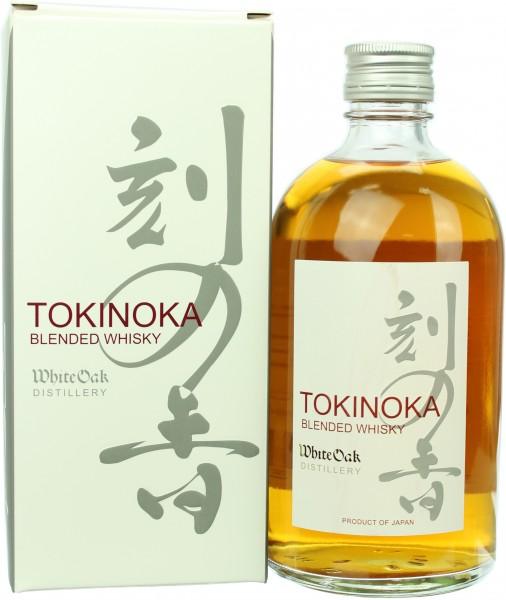 Tokinoka Blended Whisky (Japan) 40.% 0,5l