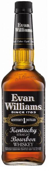 Evan Williams Black Label 43.0% 0,7l