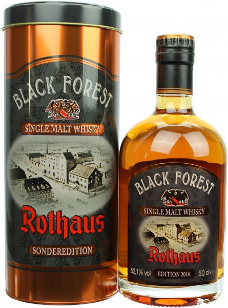 Rothaus Black Forest Lemberger Cask Finish Edition 2016