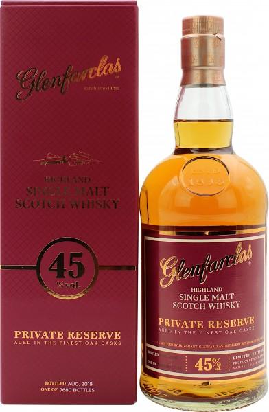 Glenfarclas Private Reserve 2019