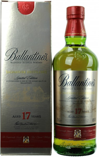 Ballantine's 17 Jahre Glentauchers Limited Edition