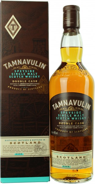Tamnavulin Double Cask 40.0% 0,7l