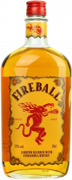 Fireball Cinnamon Whiskylikör