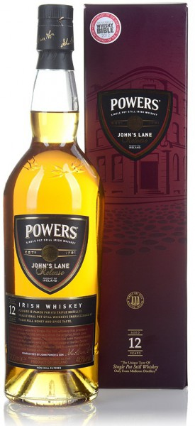 Powers Johns Lange