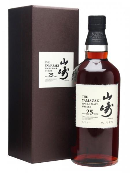 Suntory Yamazaki (Japan) 25 Jahre