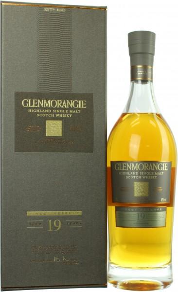 Glenmorangie 19 Jahre Finest Reserve 43.0% 0,7l