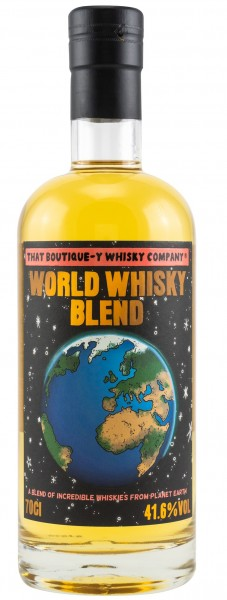World Whisky Blend That-Boutique-Y Whisky Company