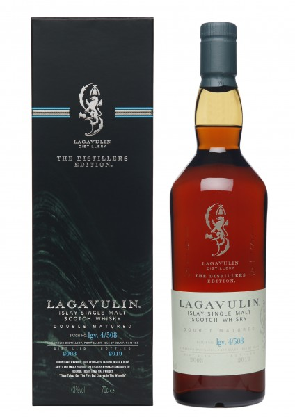 Lagavulin Distillers Edition 2003/2019