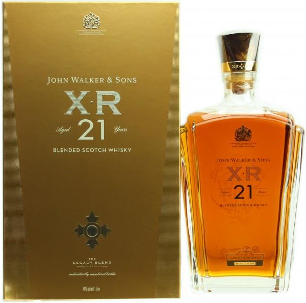 Johnnie Walker XR 21 Jahre 1 Liter