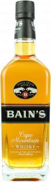 Bain's Cape Mountain (Südafrika) 40,0% vol. 0,7l