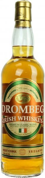 Dromberg Irish Whiskey
