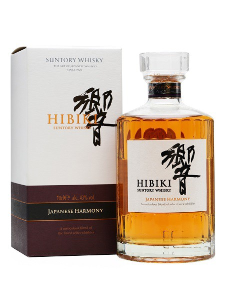 Hibiki Japanese Harmony 43.0% 0,7l