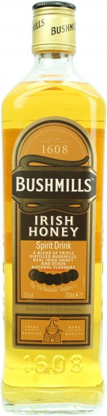 Bushmills Irish Honey 35.0% 0,7l