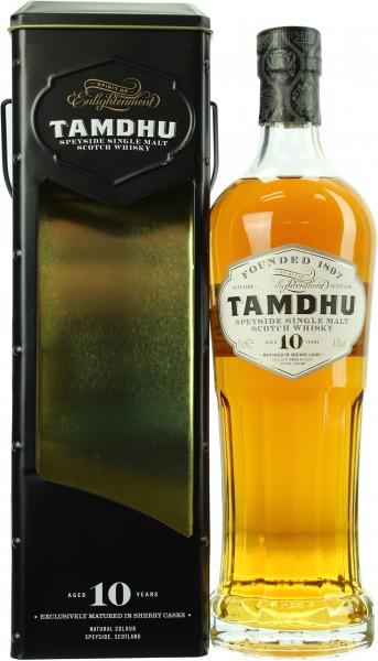 Tamdhu Sherry Cask 10 Jahre mit Laterne