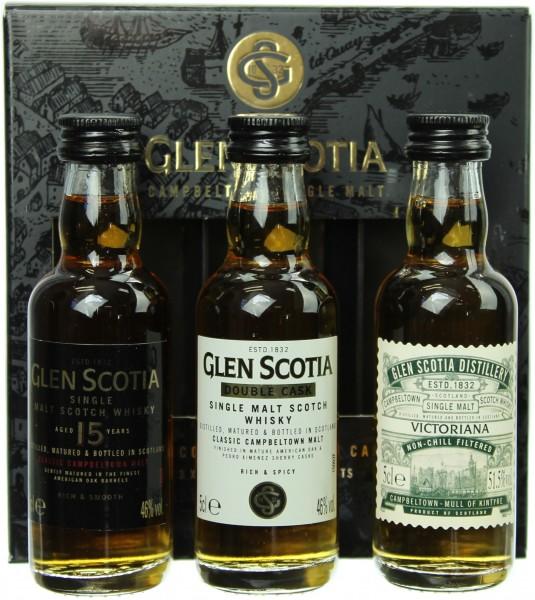Glen Scotia Tripack