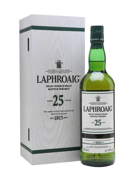 Laphroaig 25 Jahre-/2017 48.9% 0,7l