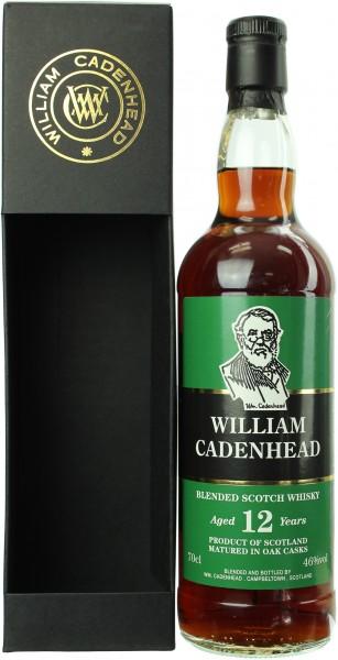 Cadenhead's Blended Whisky 12 Jahre Batch #8 46.0% 0,7l