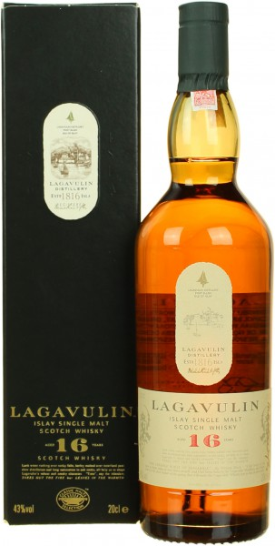 Lagavulin 16 Jahre 0,2l