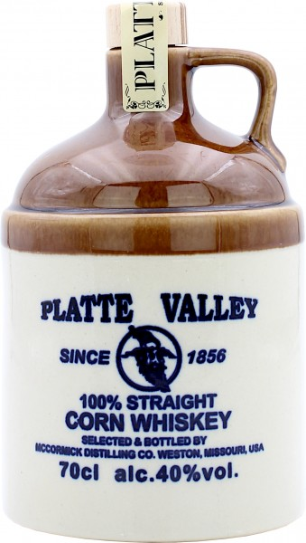Platte Valley Corn Whiskey