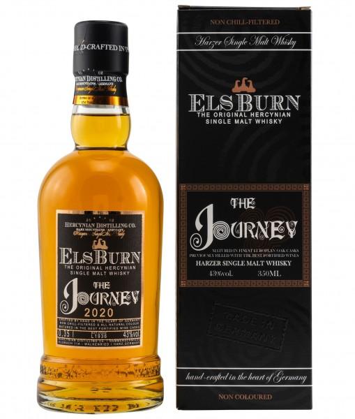 Elsburn The Journey 2020 43.0% 350ml