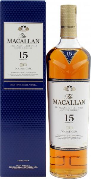 Macallan Double Cask 15 Jahre