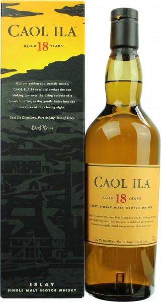 Caol Ila 18 Jahre