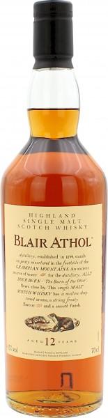Blair Athol 12 Jahre Flora & Fauna