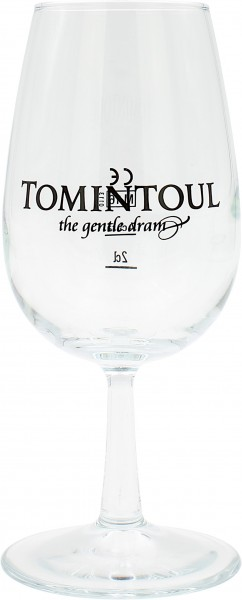 Tomintoul Nosing Glas the gentle dram