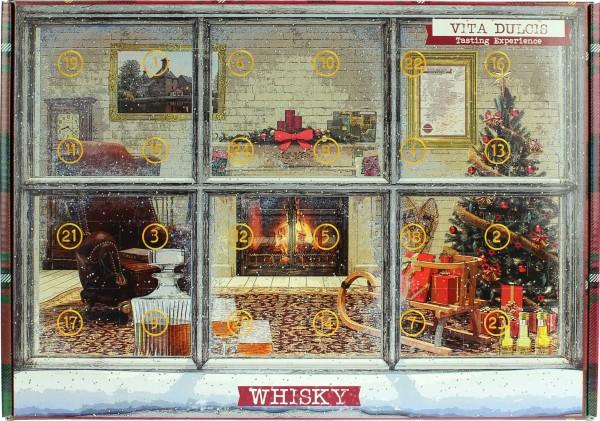 Whisky Adventskalender Deluxe 2019