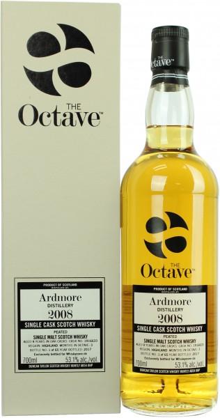 Ardmore 9 Jahre 2008/2017 Whiskyzone.de