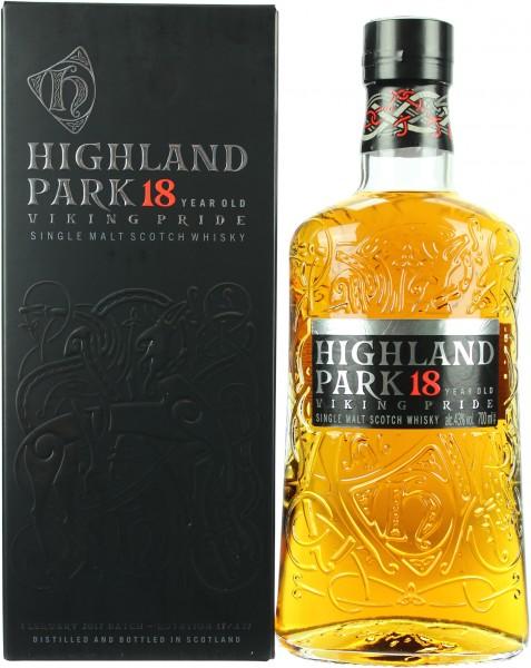 Highland Park 18 Jahre 43.0% 0,7l