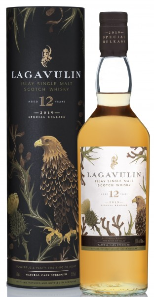 Lagavulin Cask Strength 12 Jahre Special Release 2019