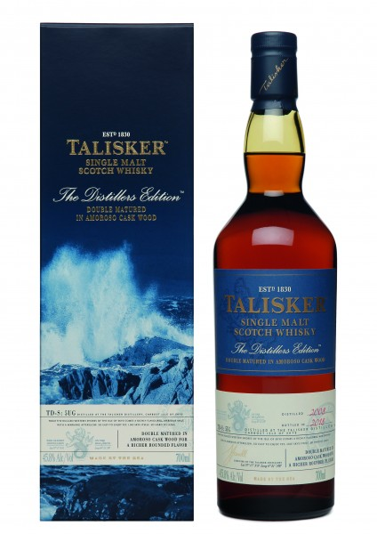 Talisker Distillers Edition 2008/2018