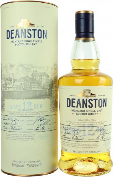 Deanston 12 Jahre 46.3% 0,7l