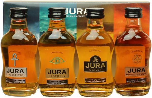 Jura Miniaturenset