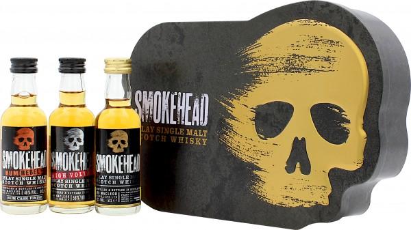 Smokehead Tripack Tasting Set