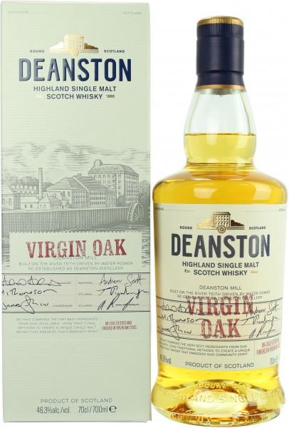 Deanston Virgin Oak 46.3% 0,7l