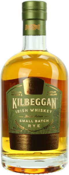 Kilbeggan Small Batch Rye 43.0% 0,7l