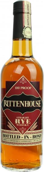 Rittenhouse Rye 100 Proof 4 Jahre