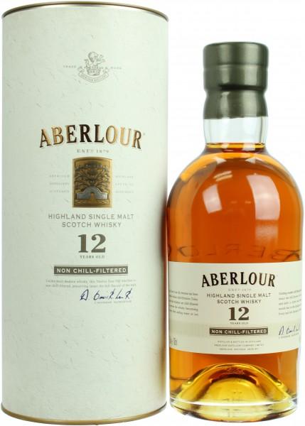 Aberlour Non Chill-Filtered 12 Jahre48.0% vol. 0,7l