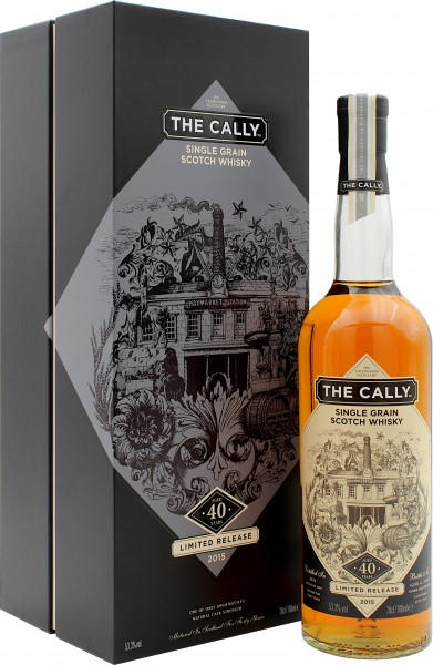Caledonian The Cally 40 Jahre 1974/2015 Special Release 2015