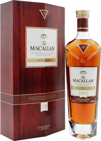 Macallan Rare Cask Red 2020